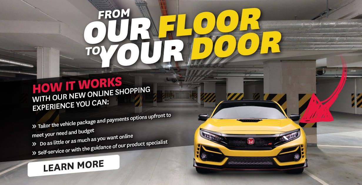 From Our Floor to Your Door