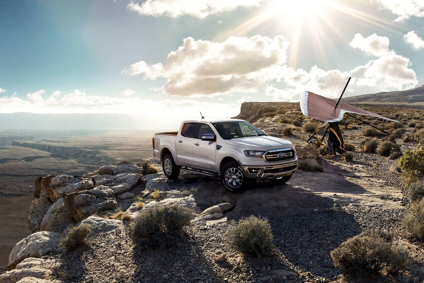 2019 Ranger takes you to new heights