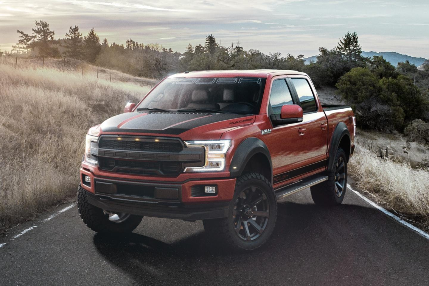 2019 ROUSH F-150 Supercharged