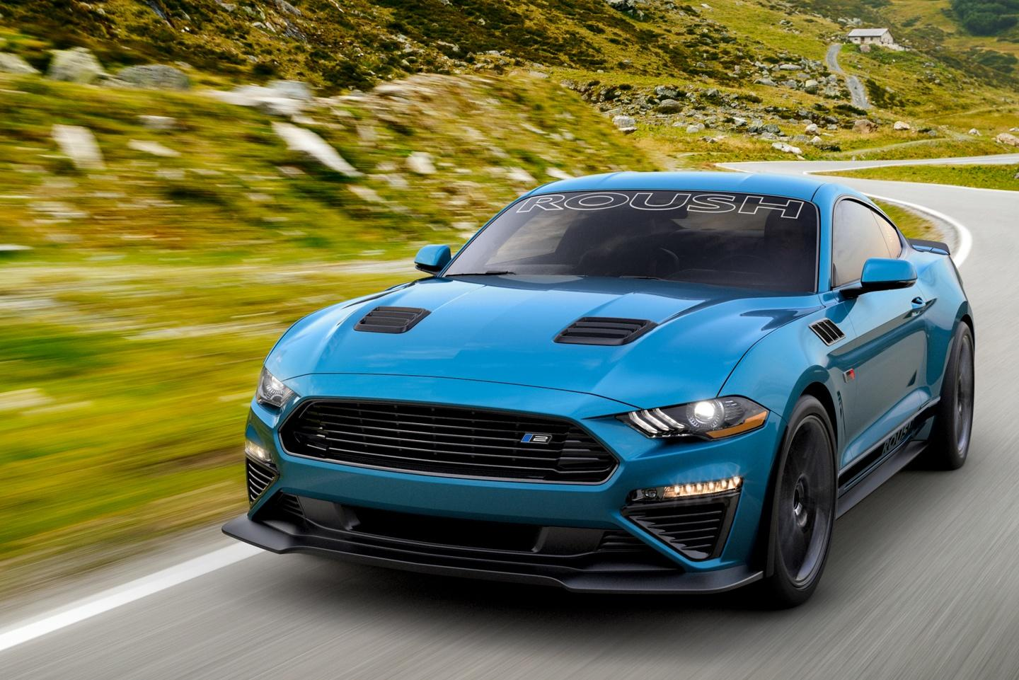 2020 ROUSH Stage 2 Mustang Duncan, BC