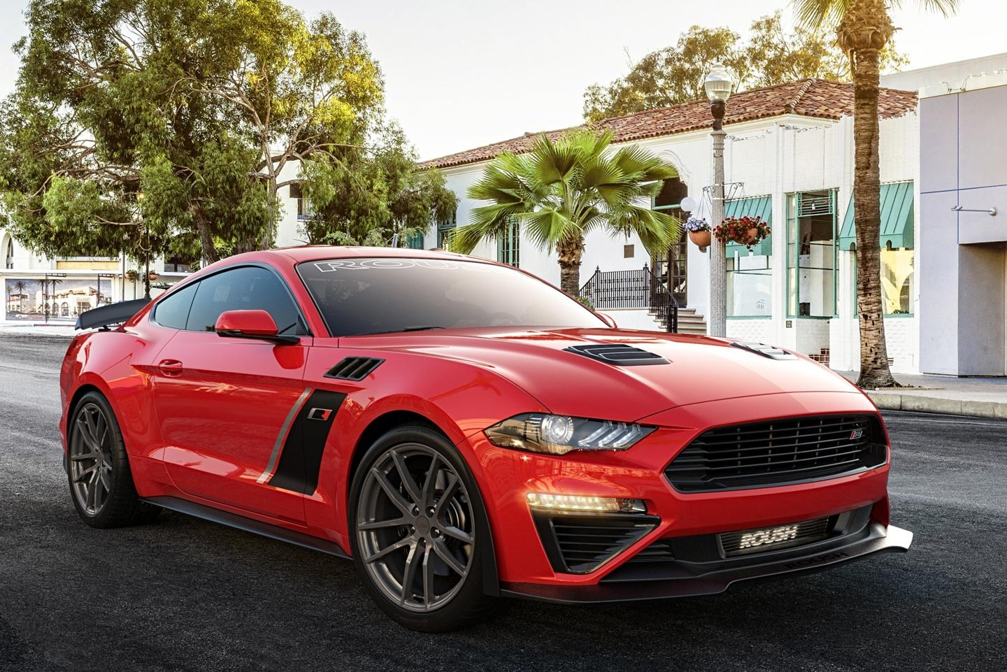 2020 ROUSH Stage 3 Mustang Duncan, BC