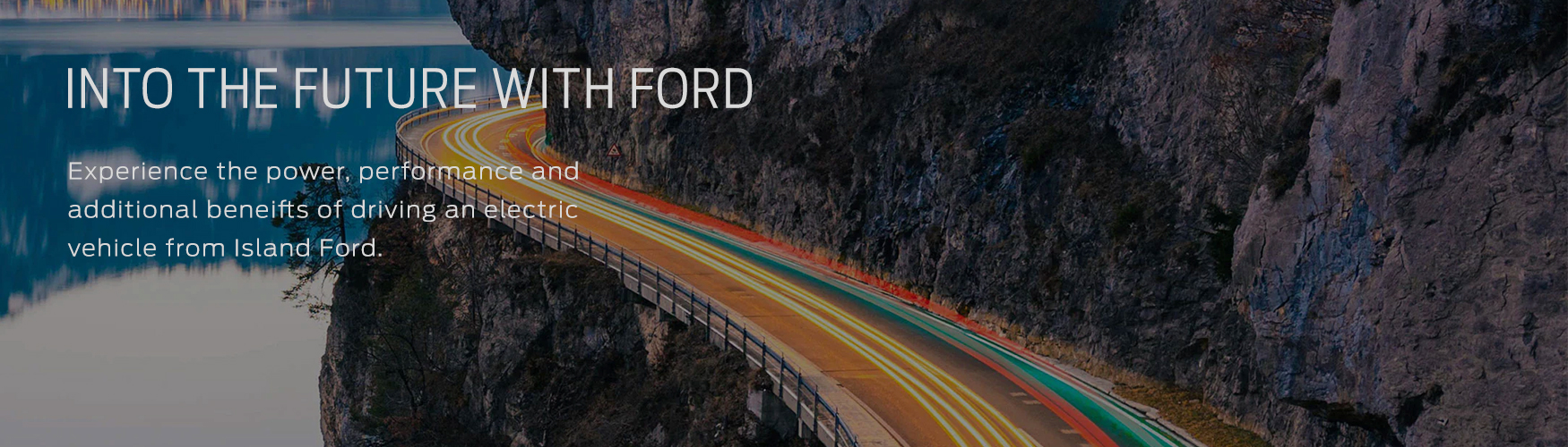 Electrified Ford Vehicles