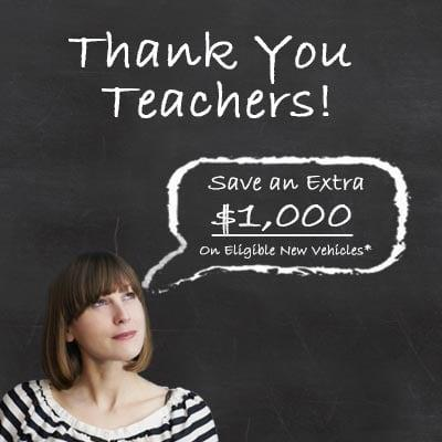 Ford Teacher Discounts in Edmonton