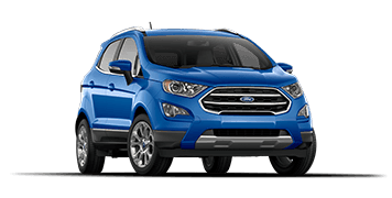 2021 Ford EcoSport Titanium Pricing Starting at $31,799 at Waterloo Ford Edmonton