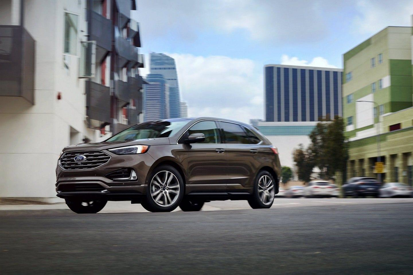 2020 Ford Edge in Edmonton at Waterloo Ford