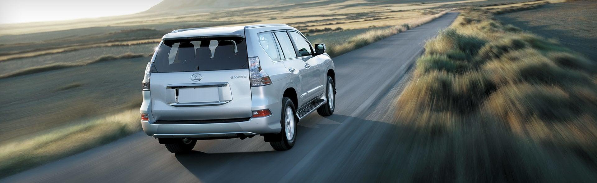 Lexus Roadhazard protection