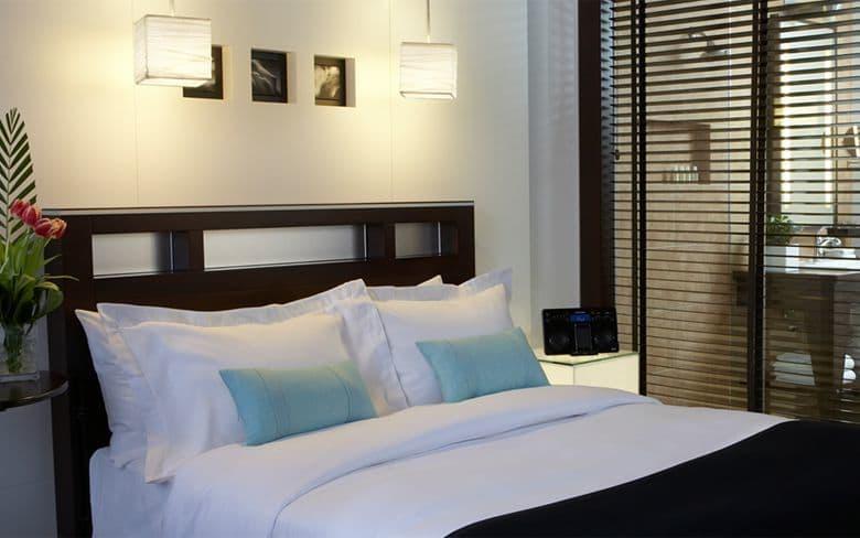 Lexus Rewards Hotel Room