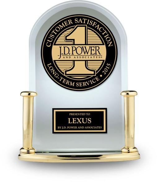 Lexus Service Commitment