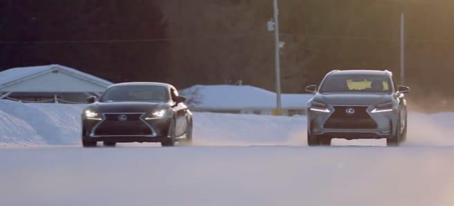 Lexus Partnerships