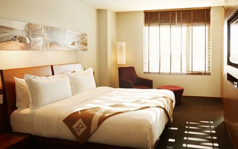 Lexus Hotel Le Germain Room
