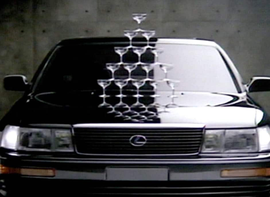LS 400 Launch