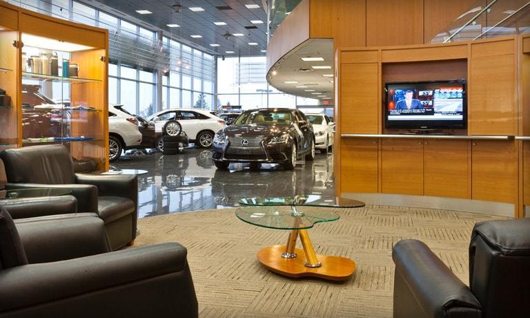 Lexus Dealership