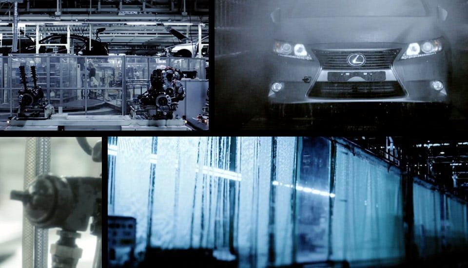 Lexus Clean Manufacturing
