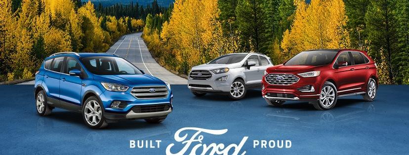 Ford SUVs