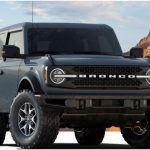Ford Bronco Badlands trim