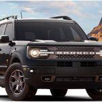 Ford Bronco Sport Badlands trim