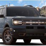 Ford Bronco Sport Big Bend trim