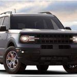 Ford Bronco Sport Base trim