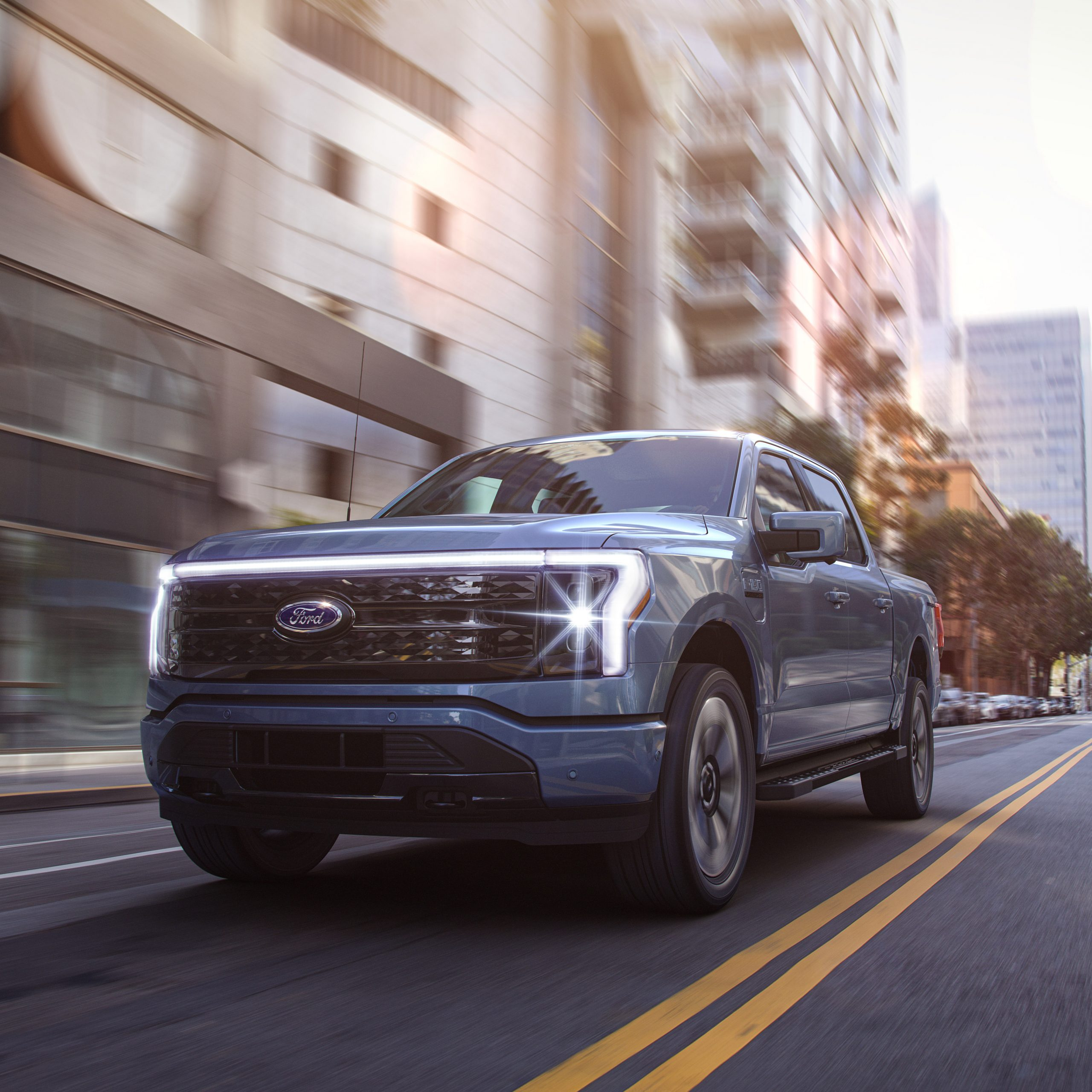 Electric Pick up truck F-150 2