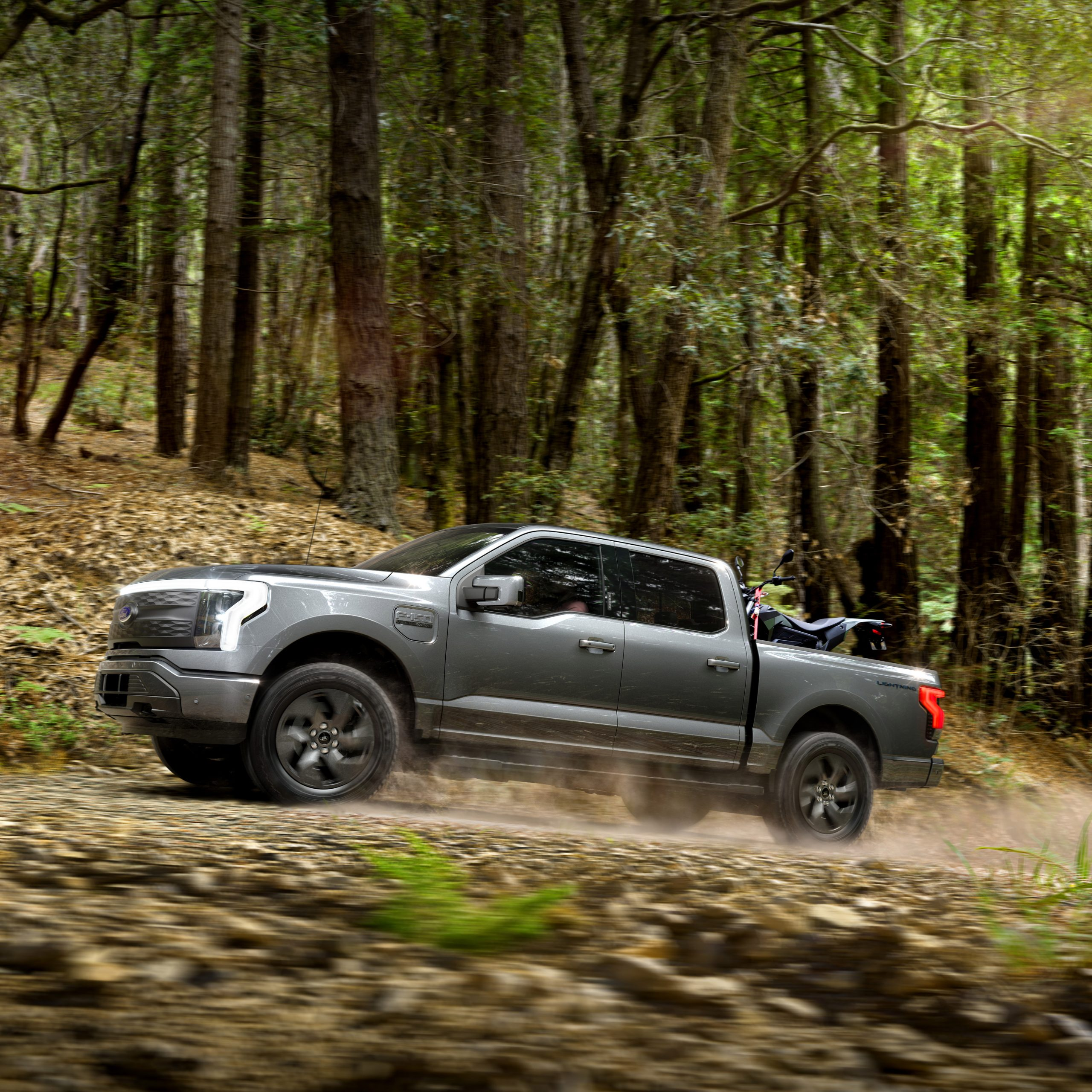 Electric Pick up truck F-150 1