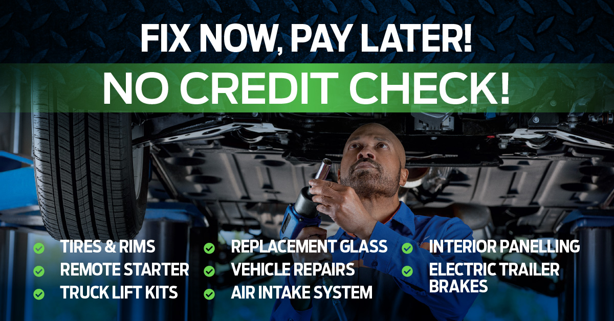 Service Department Deferred Payment