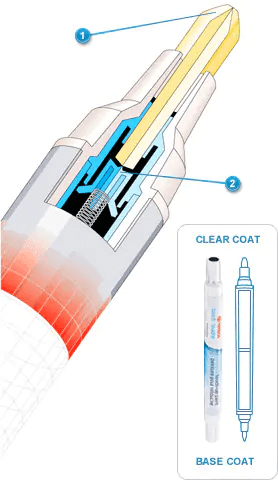 Toyota Touch Up Pen