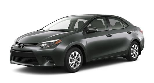 Toyota Corolla CE Std Package