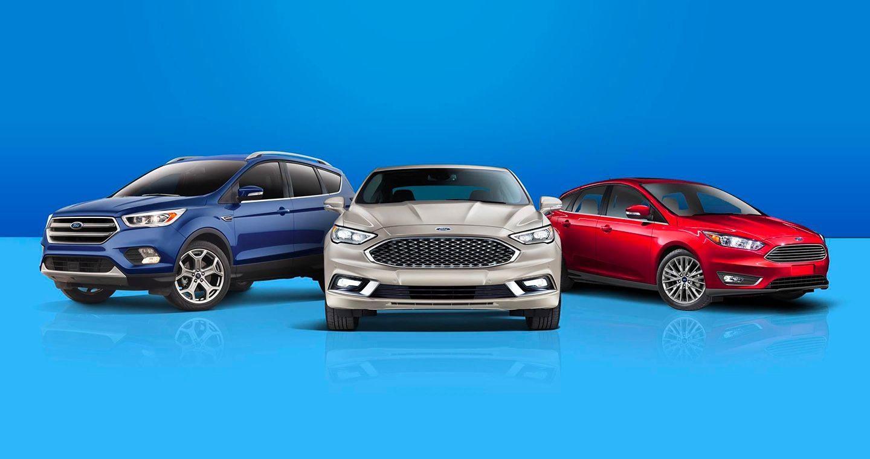Ford make models